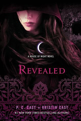 Official cover for Revealed