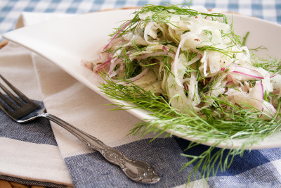 Simple Fennel Salad-5 by Sonia! The Healthy Foodie on Flickr.
