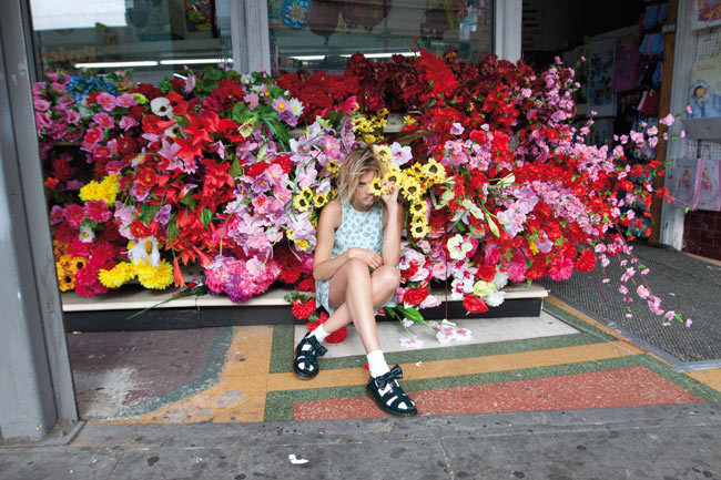 weareglitter:  AGYNESS DEYN TEAMS UP WITH DR. MARTENS FOR SECOND COLLABORATION