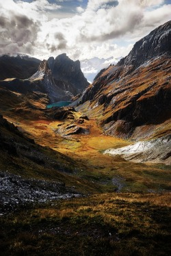 Mountain Valley, The French Alps
