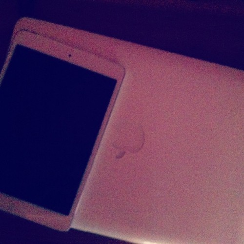 ❤ #stevejobs #AppleMania #iPadmini #mac #iPhone4