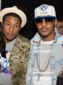 This is the newest photo of Pharrell (ft. TI) on Getty Images.