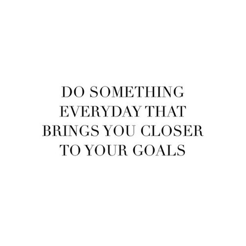 Let's get motivated! on We Heart It.