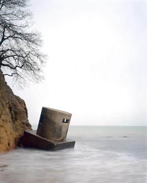 Studland bay, Dorset. England. 2011. The Last Stand Exhibition. Marc Wilson.