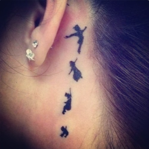 theelectrac0mplex:  I want this soooo bad #tattoo #disney #peterpan
