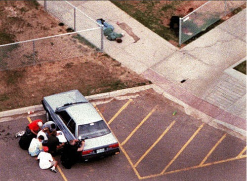 a look at the role of cliques in the columbine high school shooting incident
