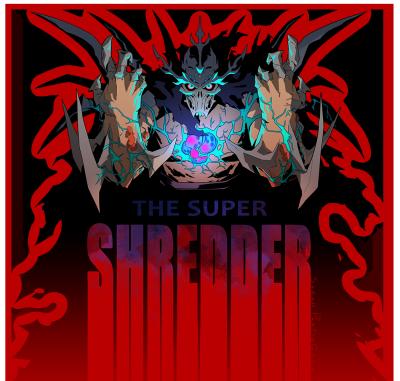 The Super Shredder Tumblr