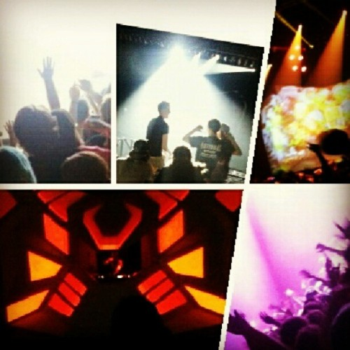 Excision … I have no words other then bass.