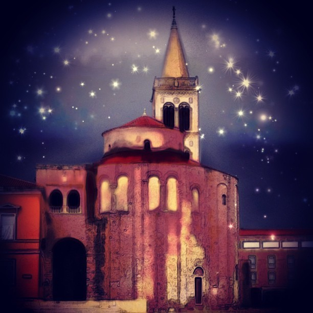 #zadar #church #cro #croatia #crostagram #hr #hrvatska #iphone #iphone5 #iphonography