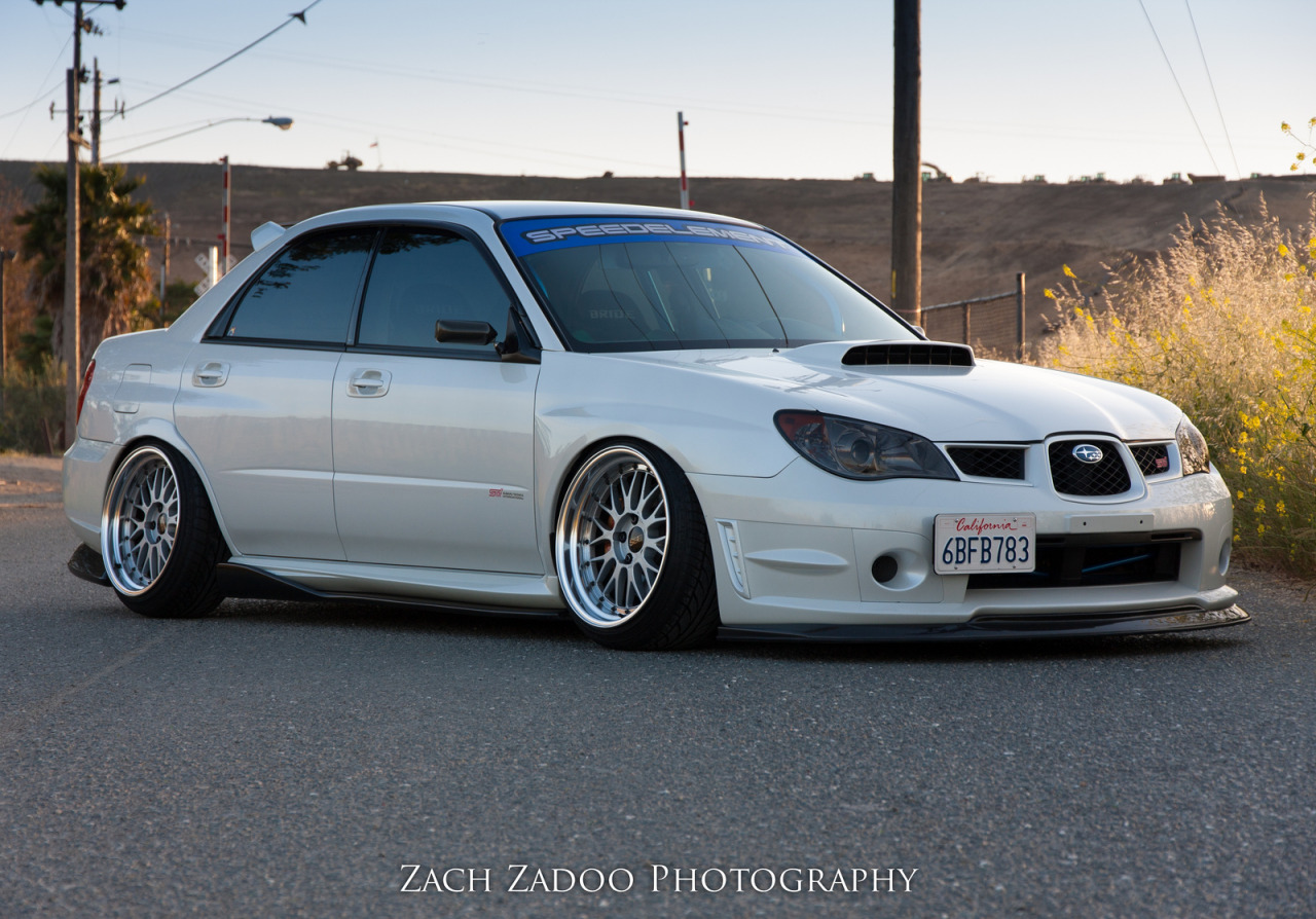 jdmlifestyle:  STi on BBS LMs Photo By: Zach Zadoo