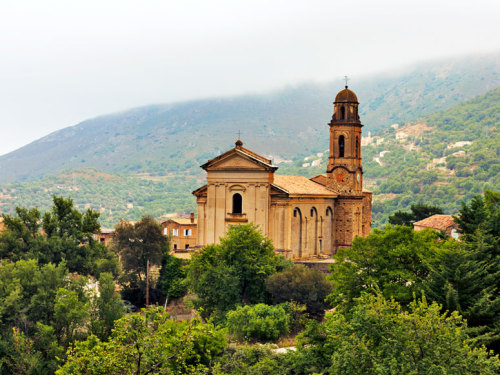 Insider's Guide to Corsica | The Baroque Church of St-Nicolas in Feliceto