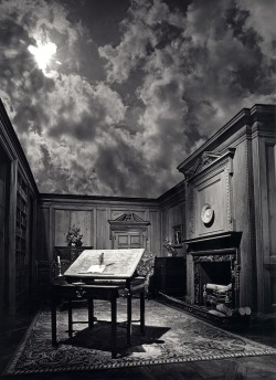 photographer Jerry Uelsmann | posted by devidsketchbook.com