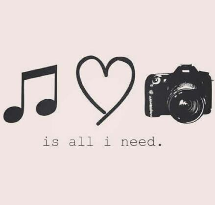 Music. Love. Photography.