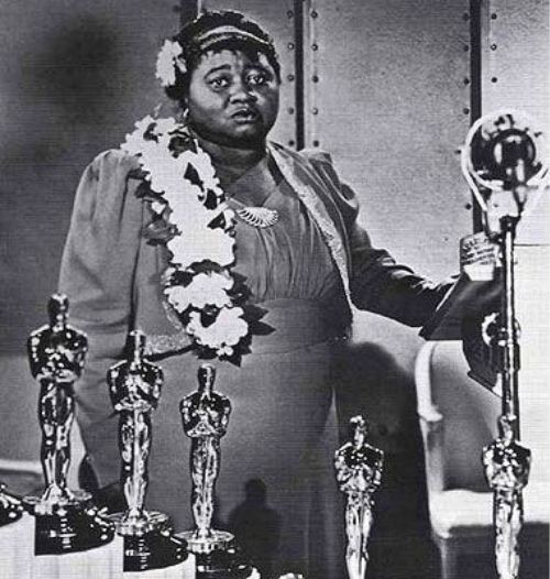 classicladiesofcolor:  Academy-Award winning actress, Hattie McDaniel