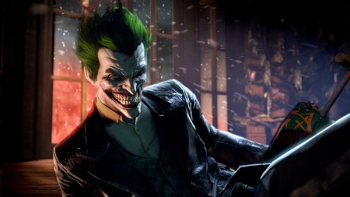 ohhaiworld:  The Joker in Batman: Arkham Origins!