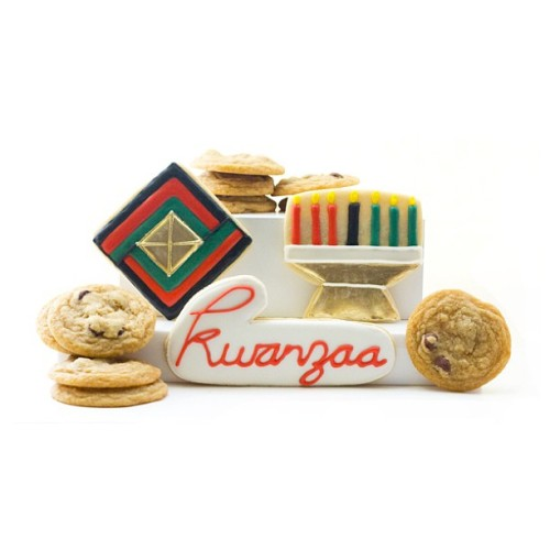 Happy Kwanzaa! #tmbcookies