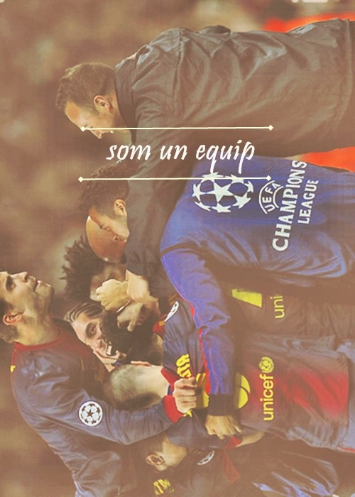 FC Barcelona is the first team in CL history to be in semi finals for 6 consecutive seasons!!