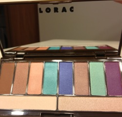 Lorac GloGetter palette, exclusively at Ulta, only $20! Those babies are full size!