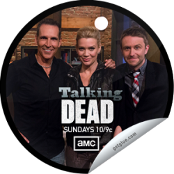 "I just unlocked the Talking Dead: This Sorrowful Life sticker on GetGlue                      9113 others have also unlocked the Talking Dead: This Sorrowful Life sticker on GetGlue.com                  The ""This Sorrowful Life"" episode is recapped. Share this one proudly. It's from our friends at AMC."