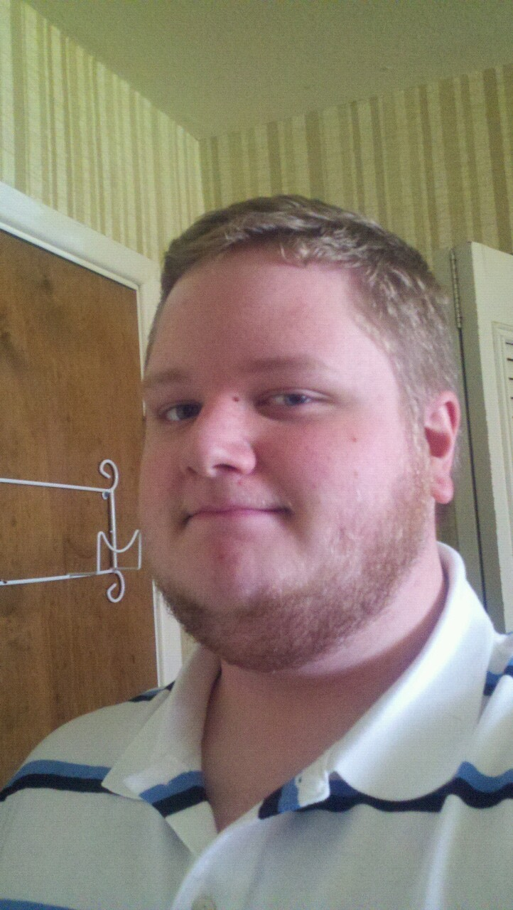 superbears:  electricunderwear:  panzerbjoern:  Got my hurr did and trimmed my face!  Cutsie!  Very Cute, Babe