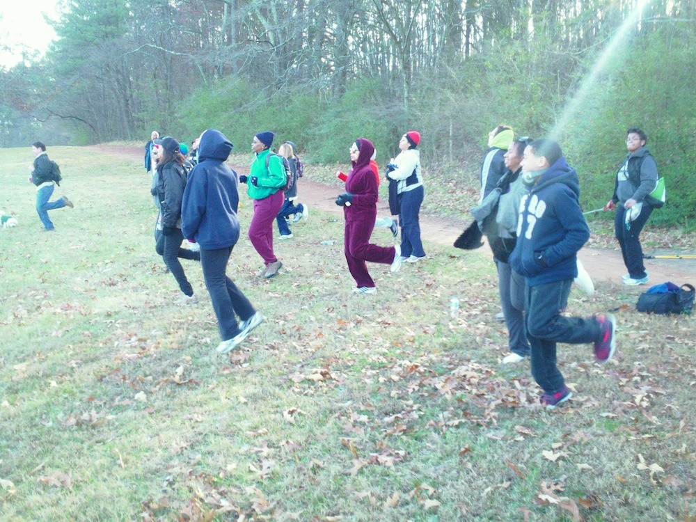 The Gluteus Group - Atlanta African American Adventurers Meetup Group