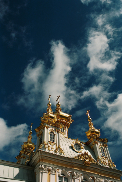 italdred:  Peterhof palace (by Juicog)