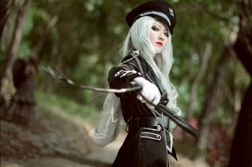 cosplay-soul:  Rosiel (Angel Sanctuary)  *^*