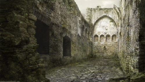 Another matte painting!