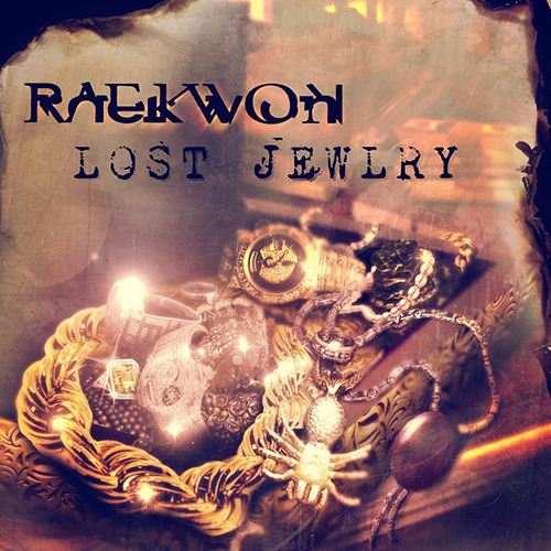 "Raekwon – Lost Jewlry EP (Cover) Raekwon is currently putting the finishing touches on his new EP ""Lost Jewlry"" which he plans to release on January 8th. Today, he gives us a look at the artwork for the project. He will also be announcing the title and release date of his next studio album on January 1st."
