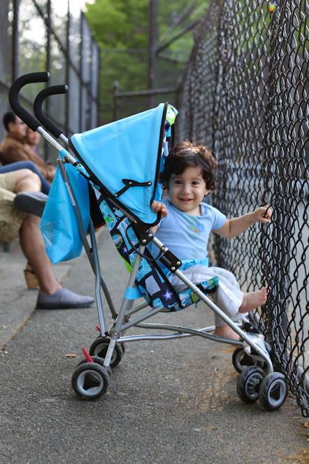 "humansofnewyork:  I sat by that stroller and called out her name for three minutes: ""Julia, Julia, Juuulllliiiiiiaa."" But she wouldn't emerge. Finally this happened."