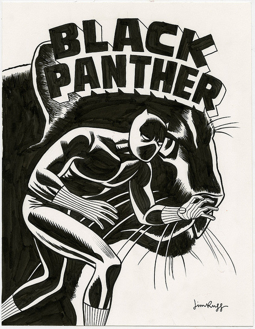 Black Panther on Flickr.