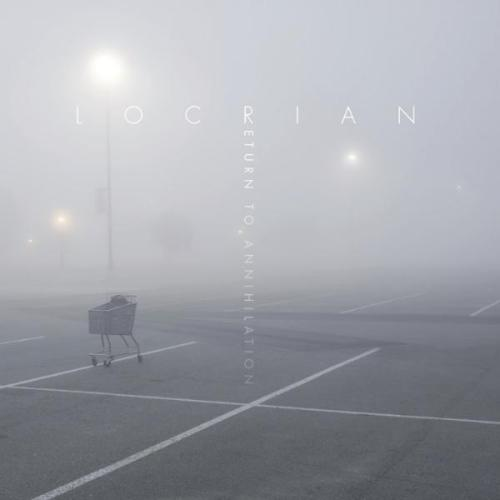"[via Relapse Records] Esoteric, experimental artisan's Locrian have revealed the details behind their highly anticipated Relapse Records full-length debut entitled Return To Annihilation. The album was recorded by Greg Norman (Pelican, Russian, Circles, Serena Maneesh) at Steve Albini's Electrical Audio Studios in Chicago, IL and mastered by Jason Ward at Chicago Mastering Service. The album will be released as CD, 2xLP, and digital formats on June 25th in North America, June 21st in Germany, Austria, Switzerland, Benelux, and Finland, and June 24th in the UK and rest of the world. A two-part concept album inspired by the band's love for prog-rock progenitors Genesis, Yes & King Crimson, Return To Annihilation is sure to be the group's most ambitious recordings to date. Pre-order Locrian ""Return to Annihilation"" 2xLP/CD/combo bundle with shirt HERE"