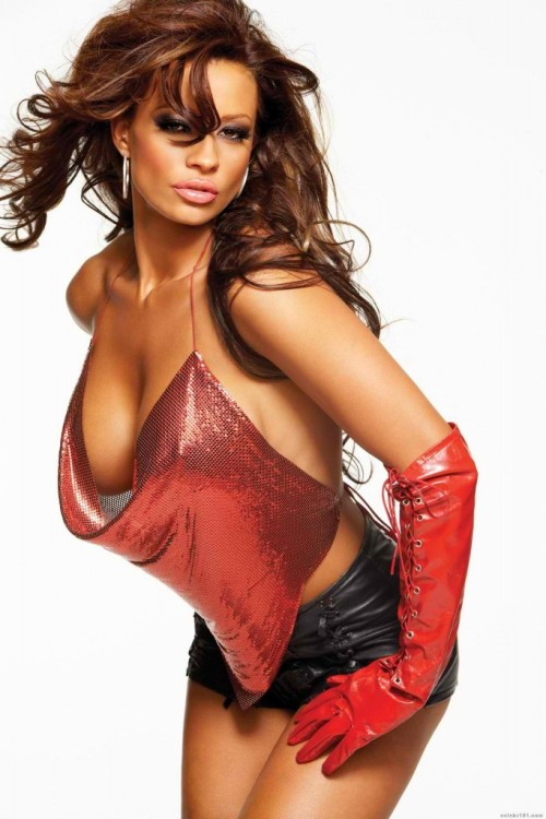 thclutch:  Candice Michelle