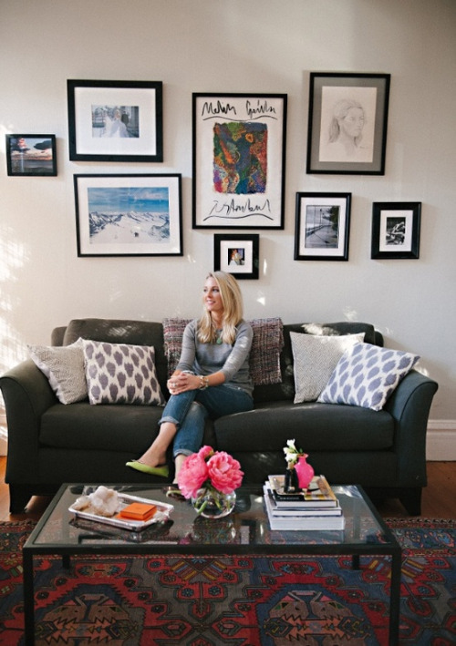 Meg Galligan's home tour