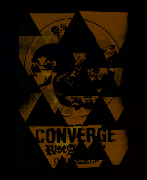 Always thank you Converge! <3