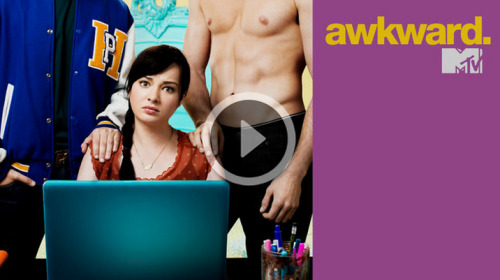 tvhangover:  Awkward, an MTV comedy that is arguably the freshest and smartest high school show we've seen in years, is available on Netflix Instant and we highly suggest you catch up before the third season premieres on April 16th.   You're welcome.