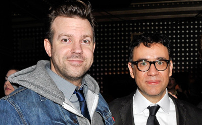 thegreg:  entertainmentweekly:  More SNL news: Now it looks like Fred Armisen and Jason Sudeikis are jumping ship as well.  Figured Sudeikis was out, but Armisen leaving is surprising, even if it probably is time.  Sometimes a good purging is needed. Will be sorry to see them go but that's the beauty of SNL.