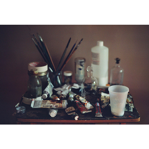 Sleeping Sickness - Art Clutter   (clipped to polyvore.com)