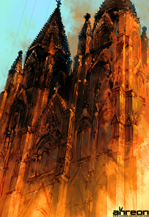 Cologne Cathedral ~ akreon