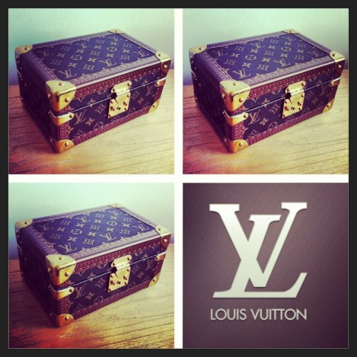 I am in love with #vintage #louisvuitton .
