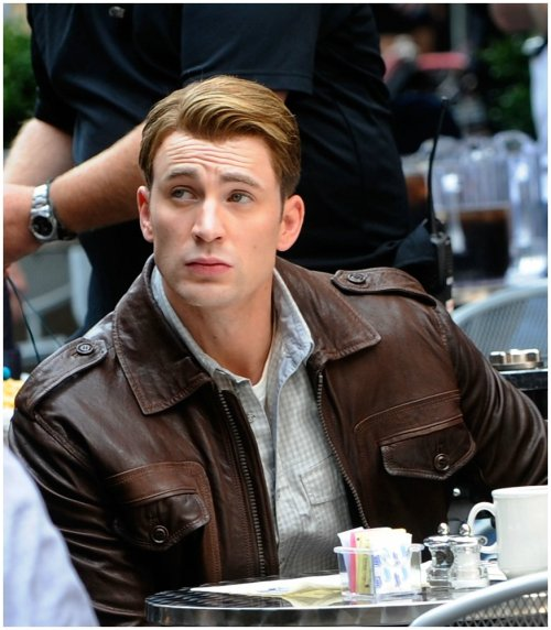 """boopboopbi:  """"A cup of coffee is how much?!"""" Cap3 Working Title: Captain America: Steve Rogers Vs Inflation"""