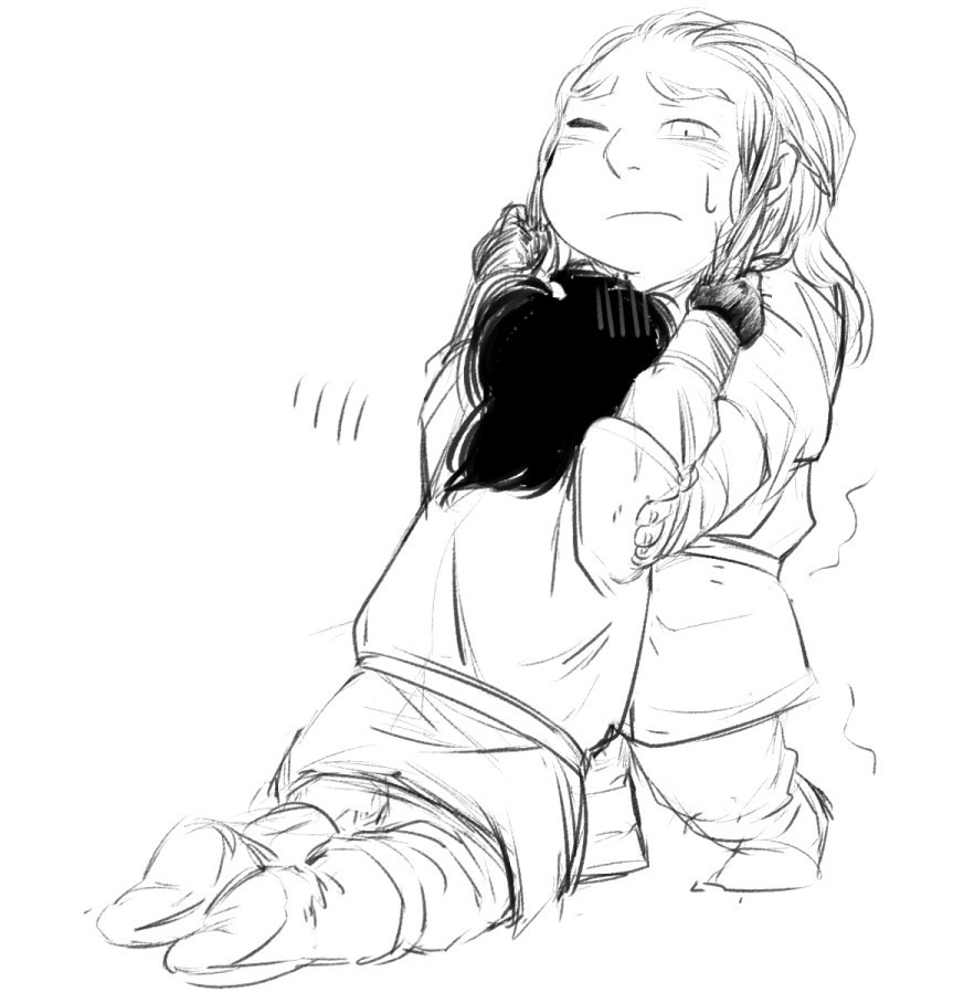 "nafei07:  ""Fili I`m  too tired to move…………"""