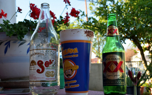 Cervezas Mexicanas on Flickr.Pour up drank, head shot drank. Sit down drank, stand up drank. Pass out drank, wake up drank. Faded drank, faded drank…