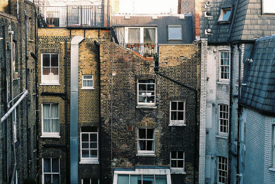 defies:  Window view by (clareta) on Flickr.