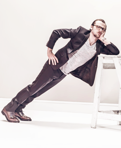 Simon Pegg for Industria Magazine