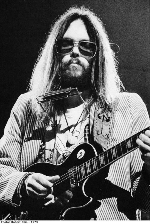 Neil Young, annunciato il live d'archivio