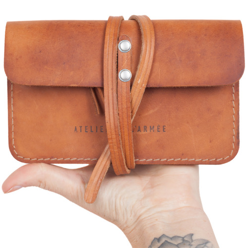 The Roll Wallet by Atelier de L'Armée
