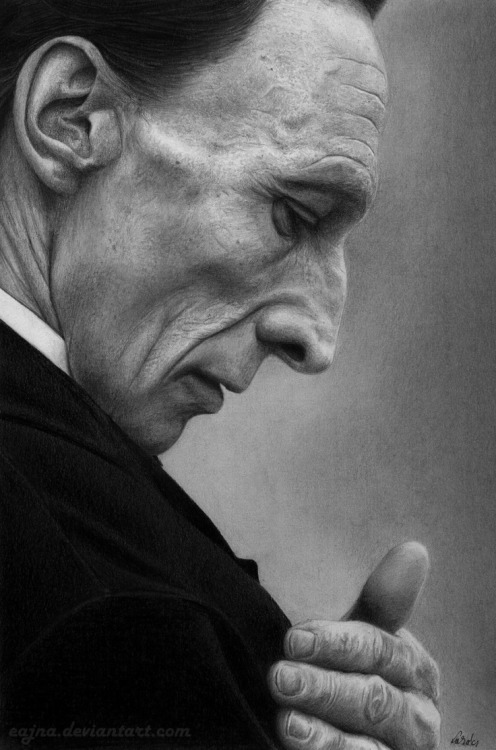 Julian Richings (Death - Supernatural)by *eajna
