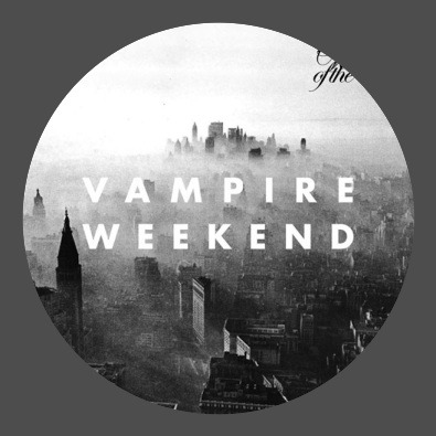 o-a-v-i-p:  'Finger back' by Vampire Weekendmy favourite song from the new album
