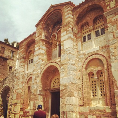 Random side trip to thousand year old monastery? Win.